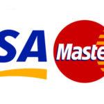 Оплата при помощи пластиковых  банковских карт